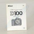 Anleitung D100 (Englisch)
