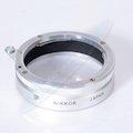 Makro Adapterring BR-3 Silber