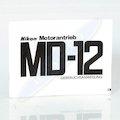 Anleitung Motor Drive MD-12