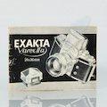 Anleitung Exakta Varex IIa