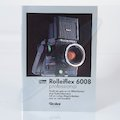 Prospekt Rolleiflex 6008 Professional