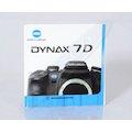 Anleitung Dynax 7D