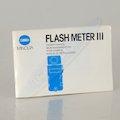 Anleitung Flash Meter III