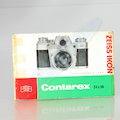 Anleitung Contarex 35mm (Englisch)