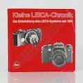 Kleine Leica-Chronik (Die Entwickliung seit 1914)