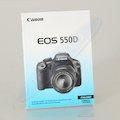 Anleitung EOS 550D (Italienisch)