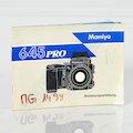 Anleitung M645 Pro
