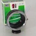 Canon EF Objektivadapter Sony Nex Stativhalterung