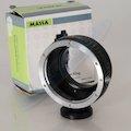 Canon EF Objektivadapter Sony Nex