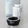 Lumix Objektivadapter Leica-R an MFT DMW-MA3R
