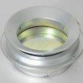 Spezial-Tubus mit Tageslichtfilter Silber