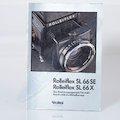 Prospekt Rolleiflex SL66
