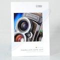 Prospekt Rolleiflex 2,8 FX/4,0 FW/FT (Englisch)