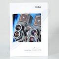 Prospekt Rolleiflex 2,8 FX/4,0 FW (Englisch)