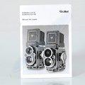 Anleitung Rolleiflex 2,8 FX/4,0 FW (Spanisch)