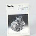 Anleitung Magazin 70 Rolleiflex 6006