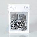 Anleitung Rolleiflex 2,8 FX/4,0 FW (Französisch)
