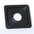 Objektivplatte Versenkt 5mm VS-0 6x9