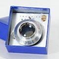 APO-Lanthar 4,5/15cm Synchro Compur 1 mit Linhof Objektivplatte