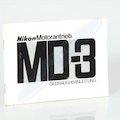 Anleitung Motor Drive MD-3