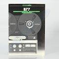 Anleitung Tonbandmaschine B77