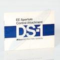 Anleitung EE Blendenautomatik DS-1 (Englisch)