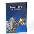 Anleitung H-16 EL For Professionals
