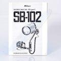 Anleitung Speedlight SB-102