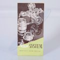 Prospekt Das Leica System 1952