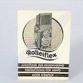 Anleitung Rolleiflex