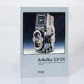 Prospekt Rolleiflex 2,8 GX