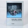 Prospekt Rolleiflex 6006 Die neue Dimension