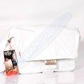 Schultertasche Messenger Unica VII Weiß