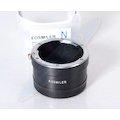 Adapterring Leica-R an Canon EOS M
