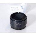 Canon FD Objektivadapter Fuji-X