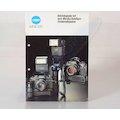 Prospekt Blitzfotografie mit dem Minolta Autoflash