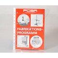 Prospekt Fabrikationsprogramm 1982