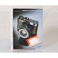 Prospekt Sonderdruck aus Photo Revue 1985 Makina