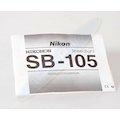 Anleitung Speedlight SB-105 Nikonos (Englisch)