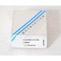 Augenkorrekturlinse +1 NC-2/VFC-6