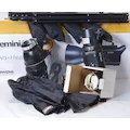 Gemini RX GM400 Studioset