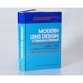 Modern Lens Design A Resource Manual