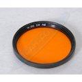 Orangefilter 040 E-62