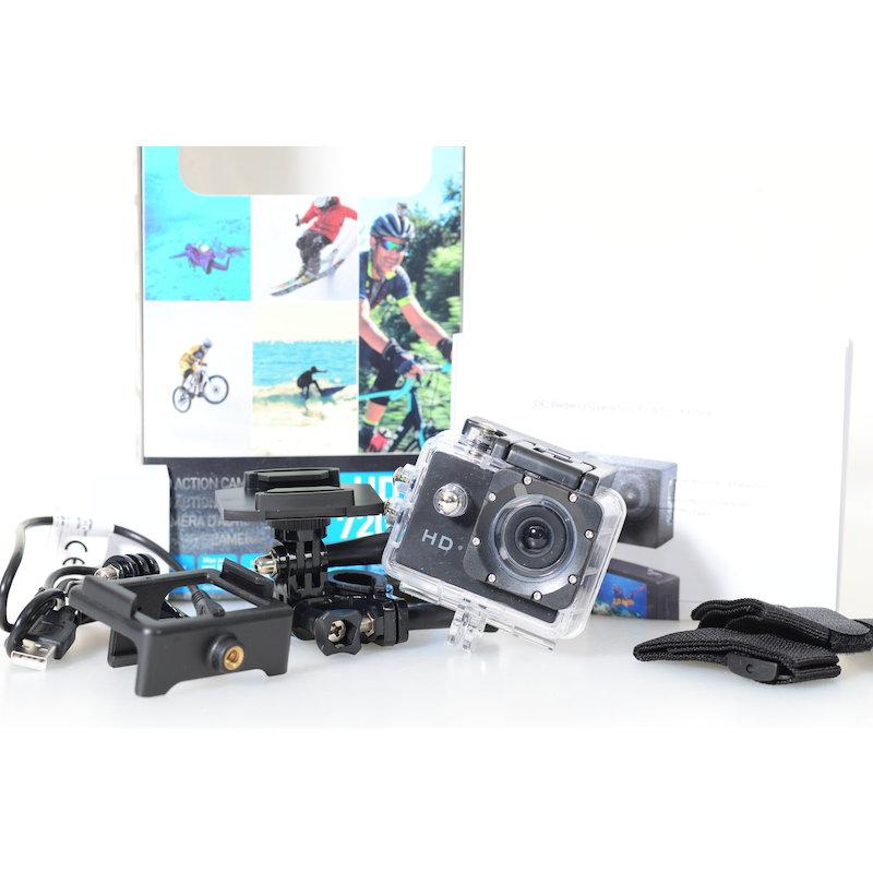 Grundig HD Action-Kamera HD 720P