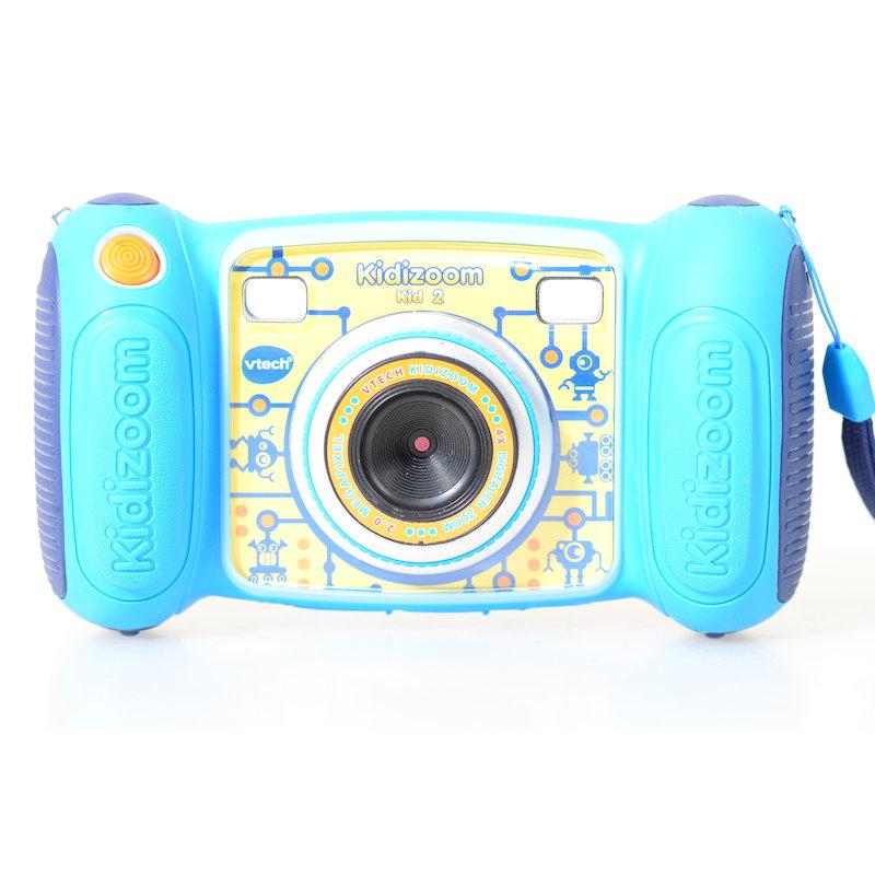 Vtech Kinderkamera Kidizoom Kid 2 Blau