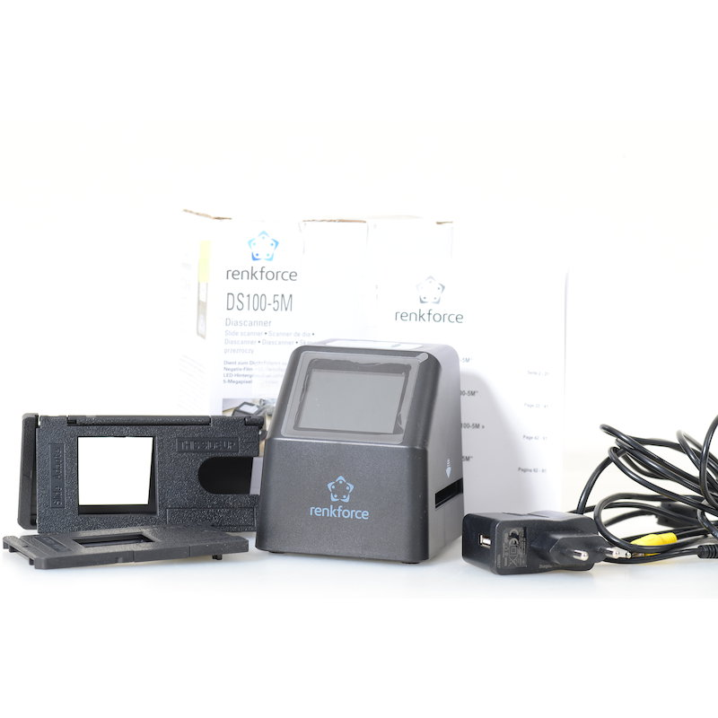 Renkforce Diascanner DS100-5M