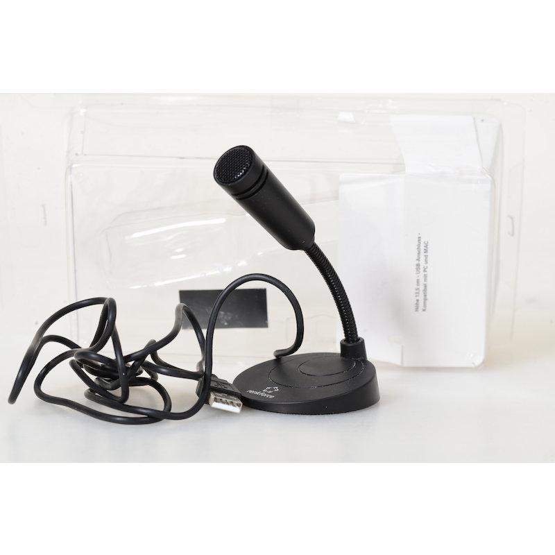 Renkforce USB-Mikrofon UM-80