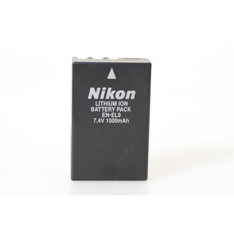 Nikon Li-Ion-Akku EN-EL9 7,4V/1000mAh
