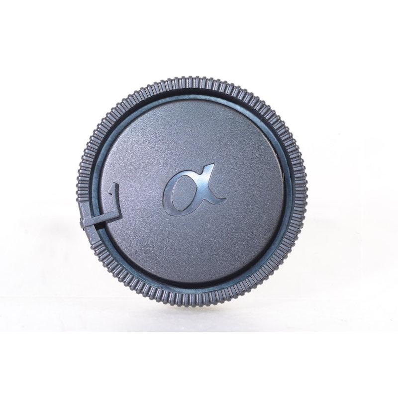 Sonstiges Objektivrückdeckel Sony Alpha (A-Mount)