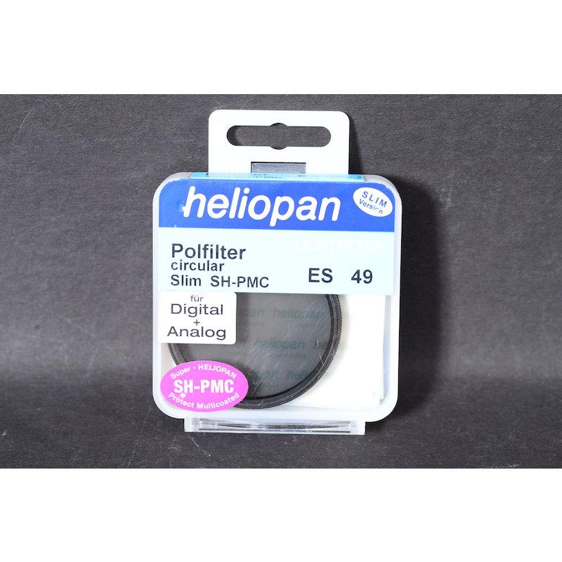 Heliopan Polfilter Zirkular SH-PMC Slim E-49